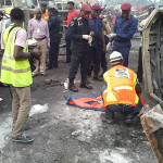 15 People Roasted, Bank, Houses Burnt As Petrol Tanker Explodes in Lagos