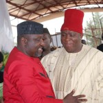 Okorocha Hails Umeh's Sack As APGA National Chairman, Says Sack Vindicates His Mandate