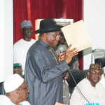 "Breaking: Jonathan Announces Tukur's Resignation, Vows To Reassign Him To ""Tougher Assignment"""