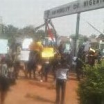 More Trouble for UNN VC As Nsukka Youths Join ASUU, NASU  to Demand His Removal