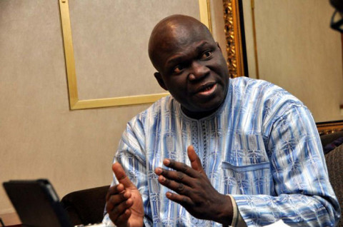 Dr. Reuben Abati, Special Adviser to the President on Media and Publicity