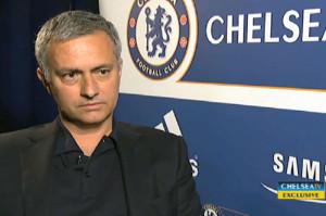 Chelsea Manager Jose Maurinho