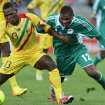 Mali Humble Nigeria at CHAN 2014