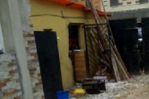 OJB house under renovation