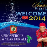 Governor Orji's Goodwill Message to Good People of Abia State