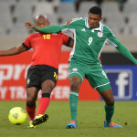 Super Eagles Fly Past Mozambique