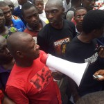 LASU Students Boo Lagos Deputy Speaker, Threatens To Resume February 24