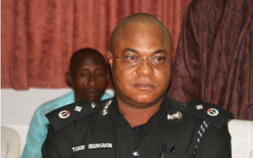 The new Commissioner of Police (CP) in Rivers state, Mr. Johnson Ogunsakin,