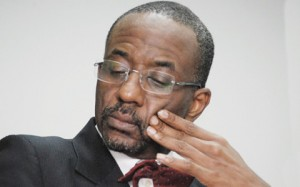 Governor of the Central Bank of Nigeria, Mallam Sanusi Lamido Sanusi