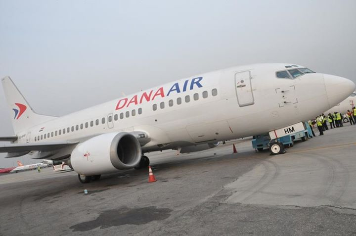 Image result for dana air