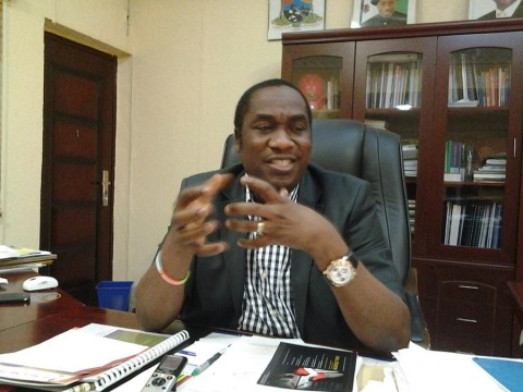 Dr Kadiri Hamzat, Lagos State Commissioner for Works and Infrastructure