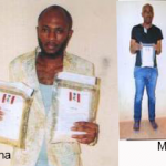 NDLEA Arrests Ghanian Comedian, Congolese Student In Enugu Airport Over Drug Trafficking
