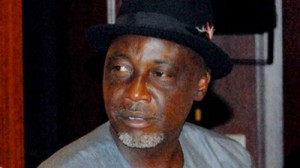 Nigeria's  Minister of Interior, Mr. Abba Moro