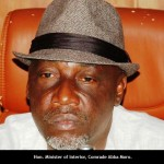 Breaking: NIS Recruitment tragedy: EFCC Arrests Ex-Interior minister Abba Moro, 2 others