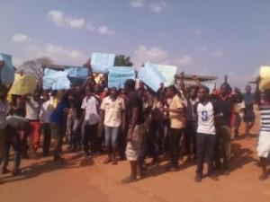 Bus Drivers Protest in Enugu