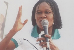 Dr. Joe Okei-Odumakin, founder, Women Arise Initiative