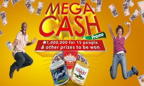Mega Cash Promo