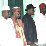 NATIONAL CONF, ALOMA, TAMBUWAL,SAMBO,  GOODLUCK, EKWEREMADU, KUTIGI AND AKINYEMI