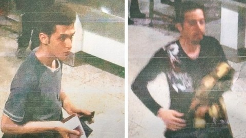 Two guys who traveled on Stolen Passport