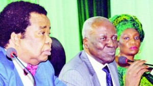 Leadership of the ongoing Nigeria's national conference