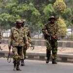 Soldiers Rescue Abducted Women In Adamawa