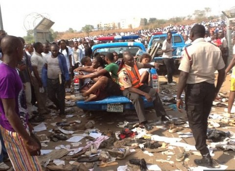 Tragedy at venues of Nigeria's Immigration recruitment sites