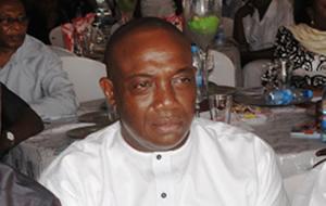 New Delta Speaker Peter Onwusanya