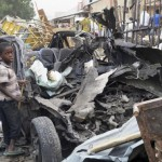 Terrorism: One Suicide Bomber Killed, Many Vehicles Destroyed in Maiduguri