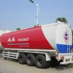 Soldiers Impound, Set Ablaze Tanker Conveying 33,000 Litres Of Stolen Crude Oil
