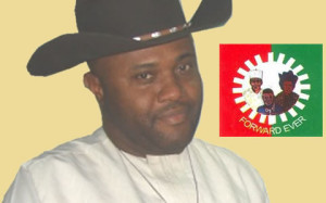 Dan Nwanyanwu, Labour Party Chairman and member of the ongoing National Conference