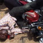 2-Gang Okada Robbers Shot Dead By Police In Onitsha