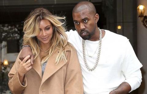 kim_kardashian and kanye_west