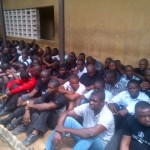 200 Arrested As Police, Federal Taskforce Clash In Lagos
