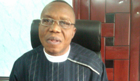 embattled General Superintendent of the Assemblies of God church, Pastor Paul Emeka