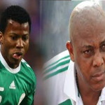 "Uche Wishes Eagles Good Luck, Says ""I Hold No Grudes Against Keshi"""