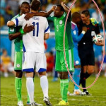 Bosnians Call For Referee O'Leary's Sack For Celebrating With Nigeria