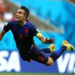 RVP's Classic Goal Help Netherlands Tear Spain Apart