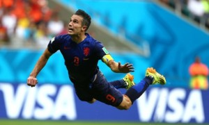 2014 FIFA World Cup, Group B, Spain v Holland, Arena Fonte Nova, Salvador, Brazil - 13 Jun 2014