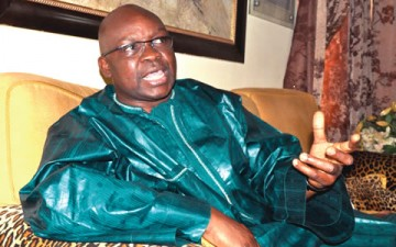 Ekiti state Governor Ayodele Fayose
