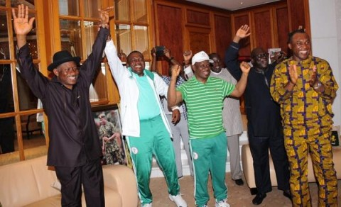 How-Goodluck-Jonathan-watched-the-Nigeria-Bosnia-match-PHOTO-6