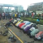 Drama As Protesting LASU Students Shutdown Fashola's Office
