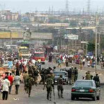 Pandemonium in LASU-Ojo Area As Police Engage in Shooting After Causing Accident