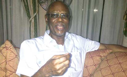 APC National Chairman Chief John Odigie-Oyegun