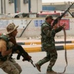 Iraqi Clash; Sunnis Insurgents Posted Pictures of Killed National Soldiers