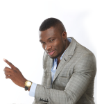Nigerian Actor Emerges First Runners Up at Mr. World Contest
