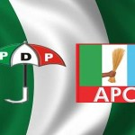 Ekiti Poll: PDP, APC Trade Blames Over Conduct of  Governorship Election