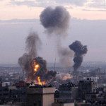 Israeli, Palestine Fight Rages As 9 Hamas Members killed in Airstrikes