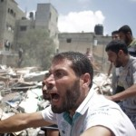 Five Killed, Several Injured As Israelis Army Hit Hospital in Gaza