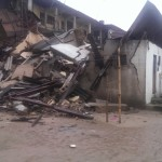 100 Escaped Death As Building Collapses In Lagos