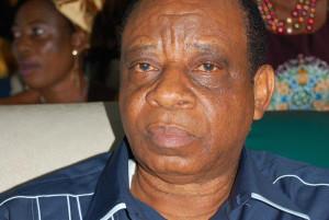 Late Dr Ken Nwosu